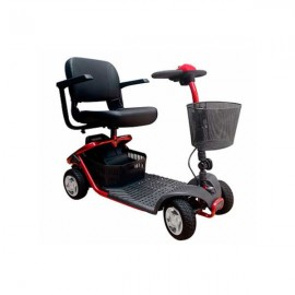 Scooter 4 con Doble Canastilla